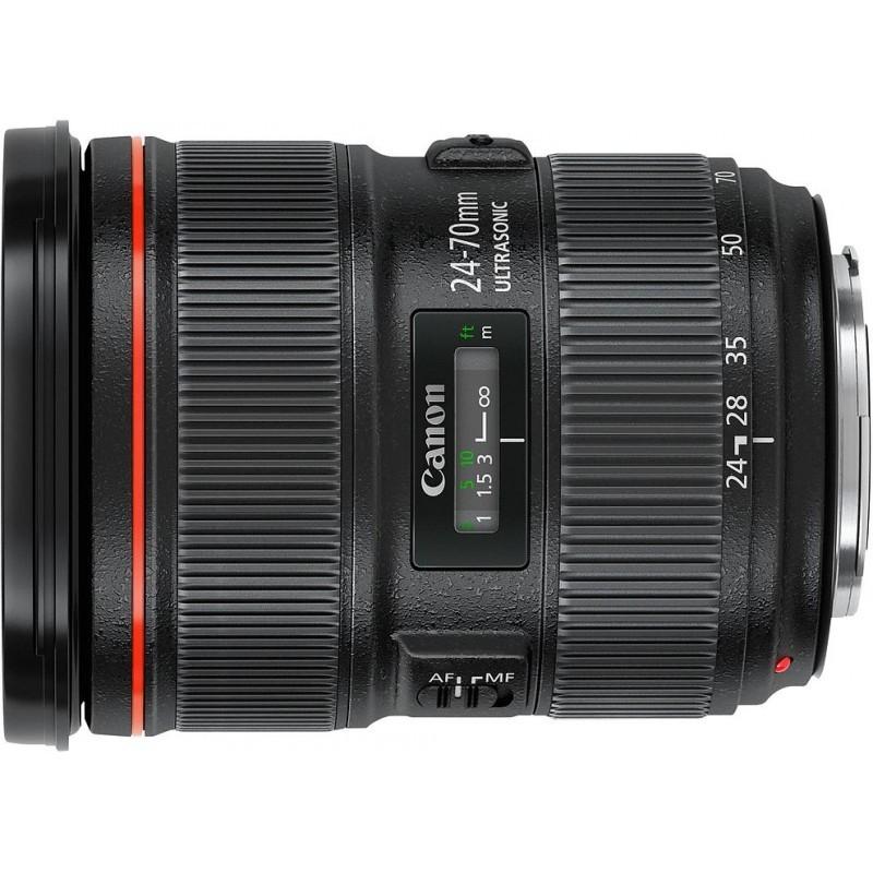 Canon EF 24-70mm f/2.8L II USM objektiiv