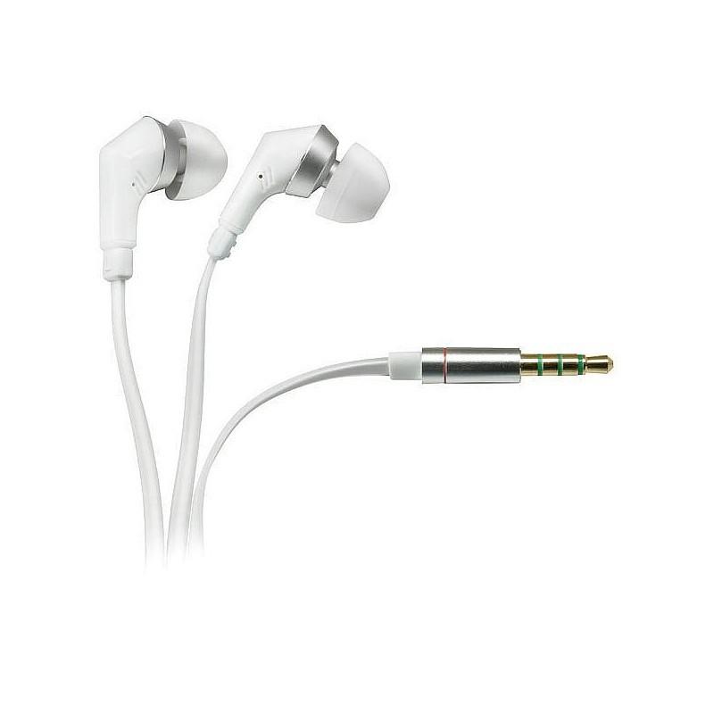 Vivanco headset HS 200 WT, white (31438)