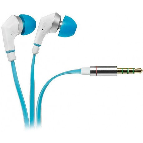 Vivanco kõrvaklapid + mikrofon HS 200 BL, sinine (31436)