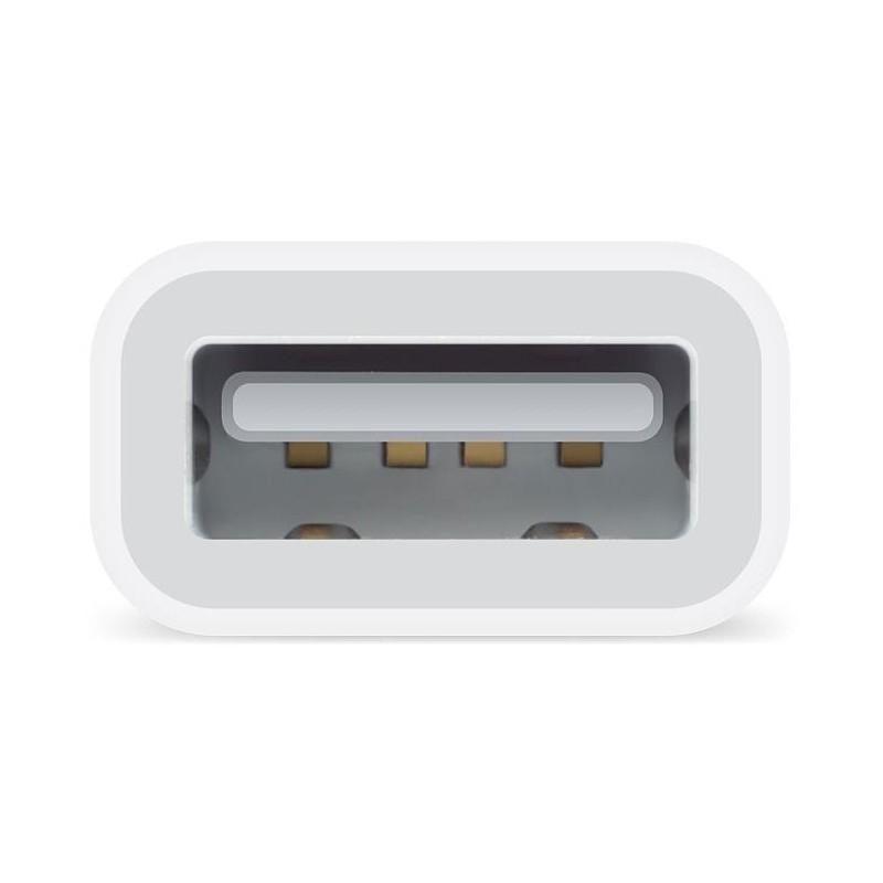 Apple adapter Lightning - USB Camera