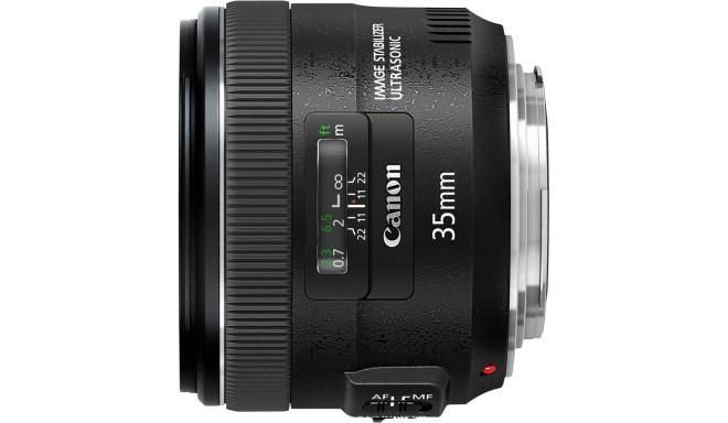 Canon EF 35мм f/2 IS USM объектив
