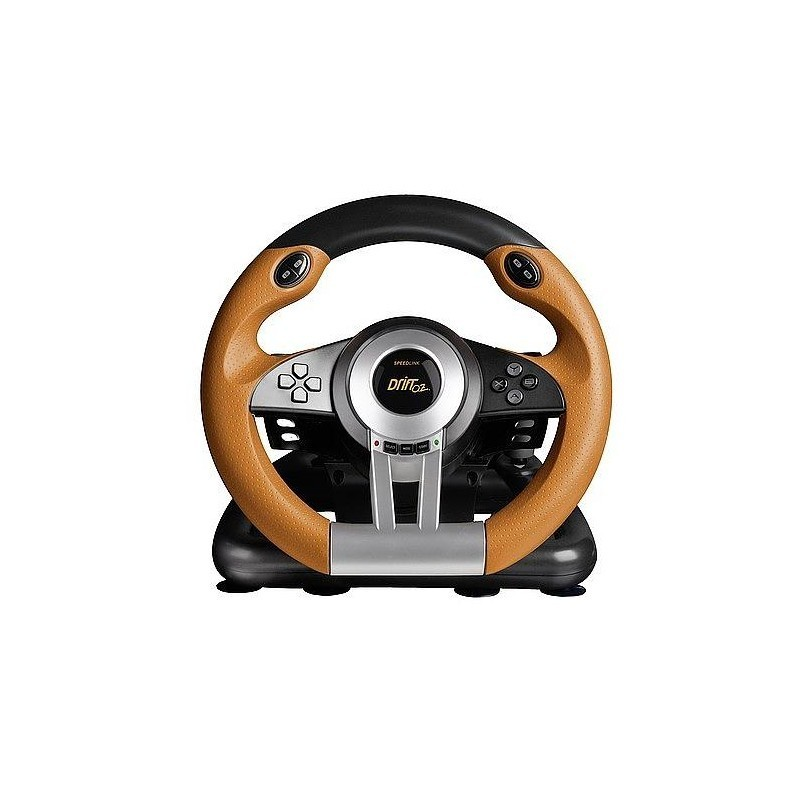 Speedlink Drift O.Z. racing wheel SL-6695-BKOR-01