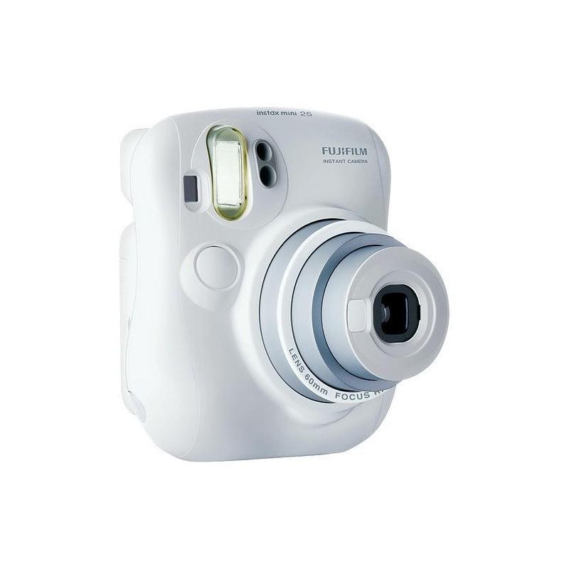 Fujifilm Instax Mini 25, valge