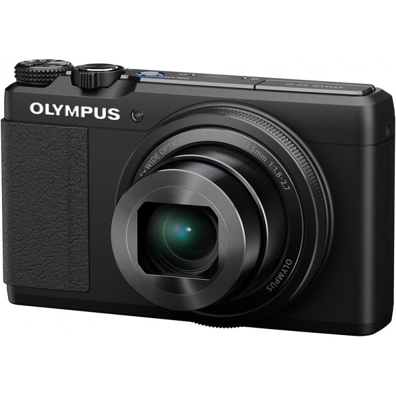 Olympus XZ-10 черный