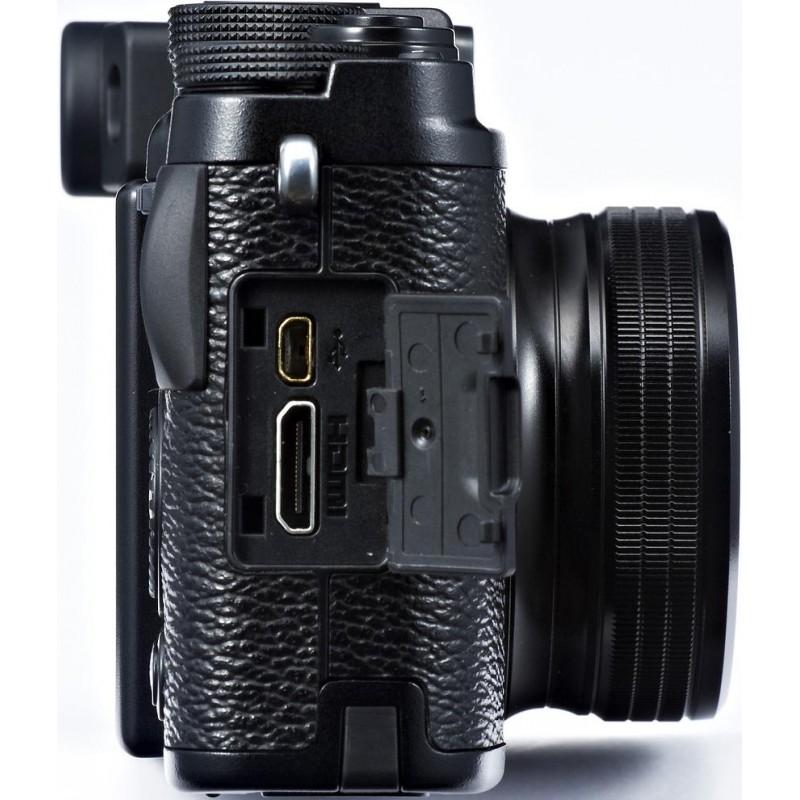 Fujifilm X20, must
