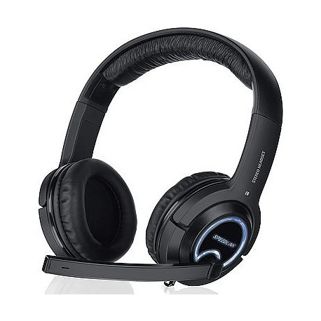 Speedlink kõrvaklapid + mikrofon Xanthos SL4475