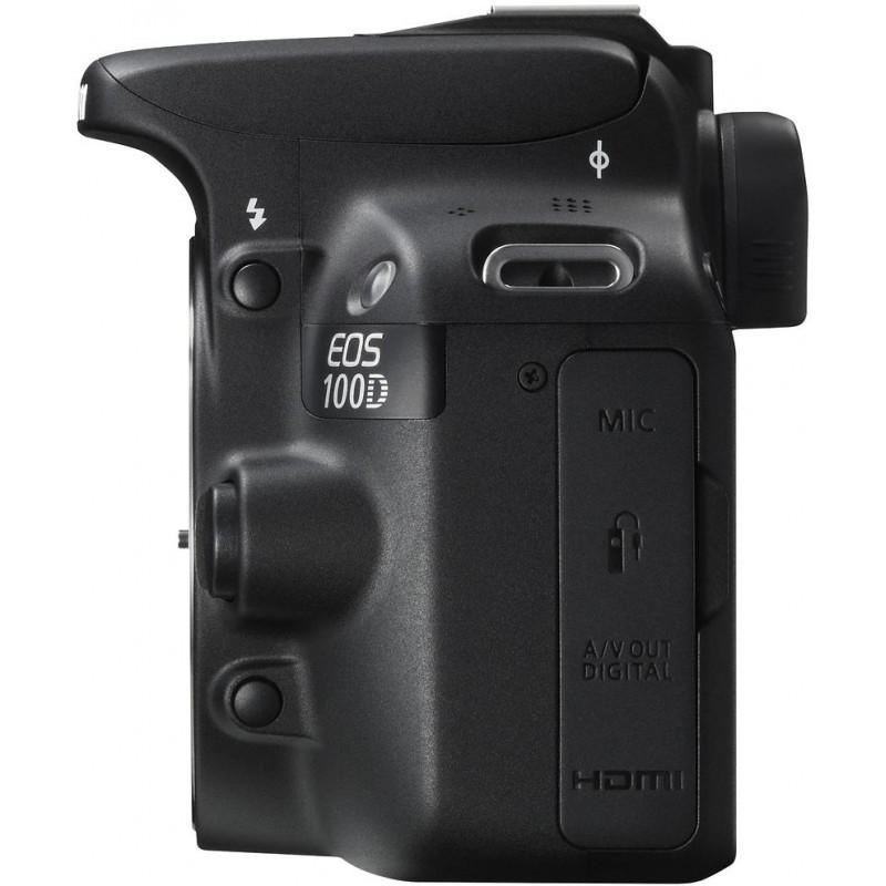 Canon EOS 100D + 18-55 мм DC III Kit