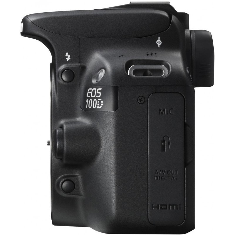Canon EOS 100D + 18-55 мм DC + 40 мм STM Kit