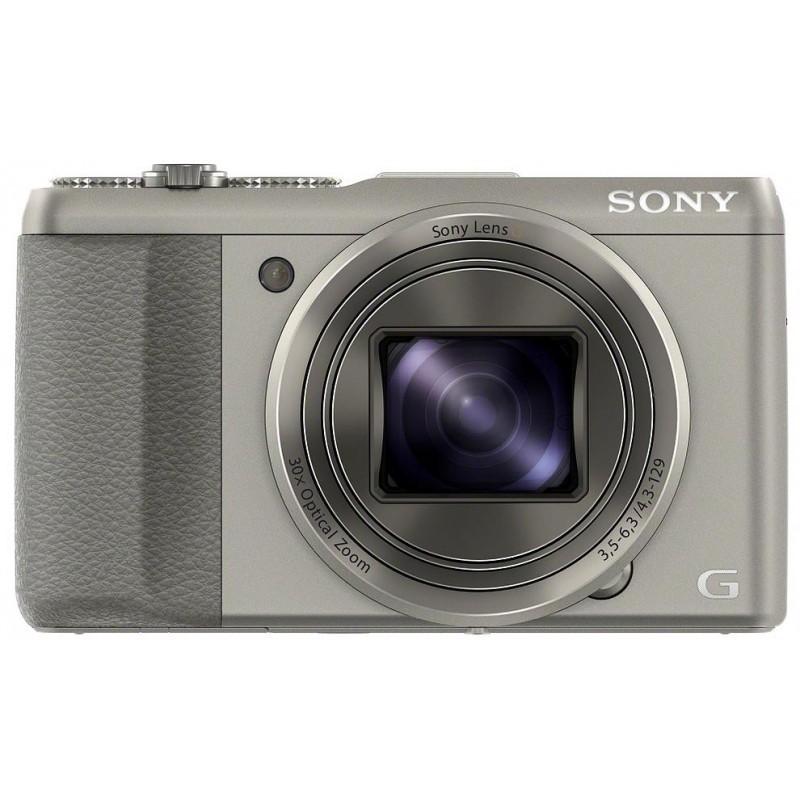 Sony DSC-HX50, hõbedane