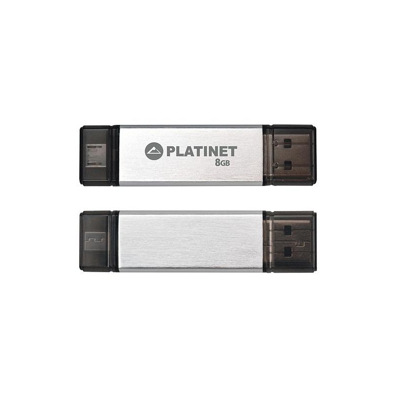 Platinet Tablet TX mälupulk 8GB 2in1