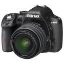 Pentax K-500 +  18-55 мм Kit