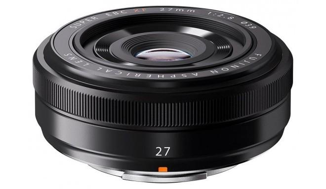 Fujinon XF 27mm f/2.8 , black