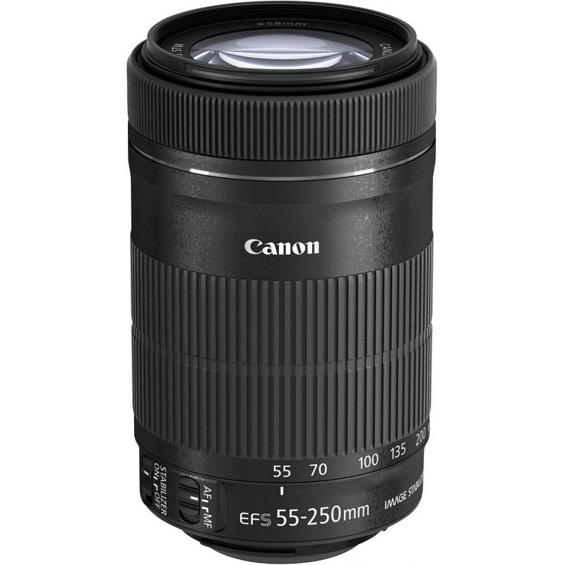 canon ef s 55 250mm f 4 5 5 6 is stm lenses photopoint. Black Bedroom Furniture Sets. Home Design Ideas