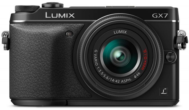 Panasonic Lumix DMC-GX7 + 14-42мм Kit