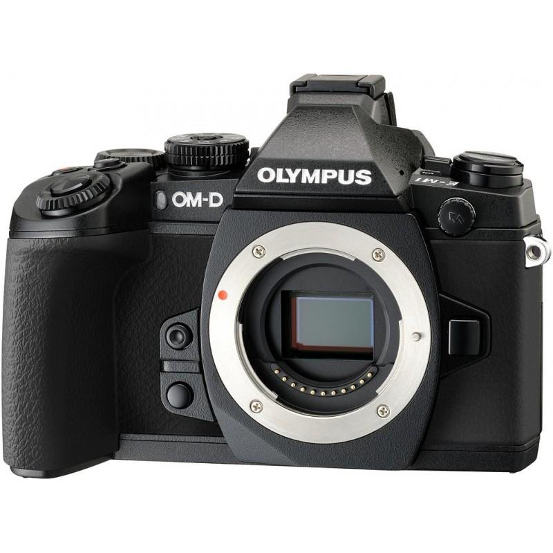 Olympus OM-D E-M1 + ED 12-50mm Kit