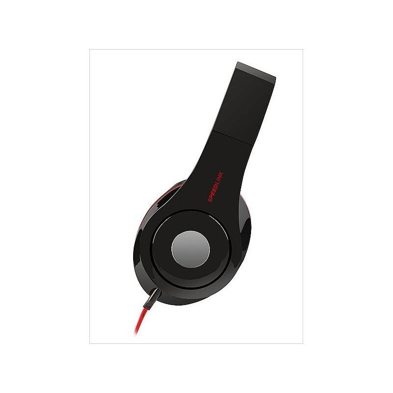 Speedlink Headphones Crossfire Black Sl 8500