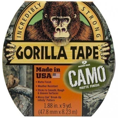 """Gorilla līmlente """"Camo"""" 8m"""