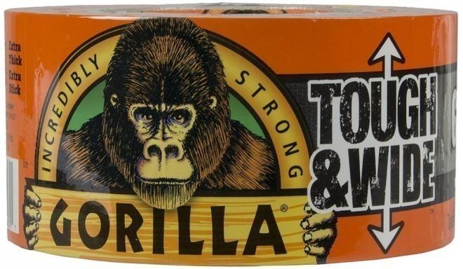 "Gorilla клейкая лента ""Tough & Wide"" 27м"