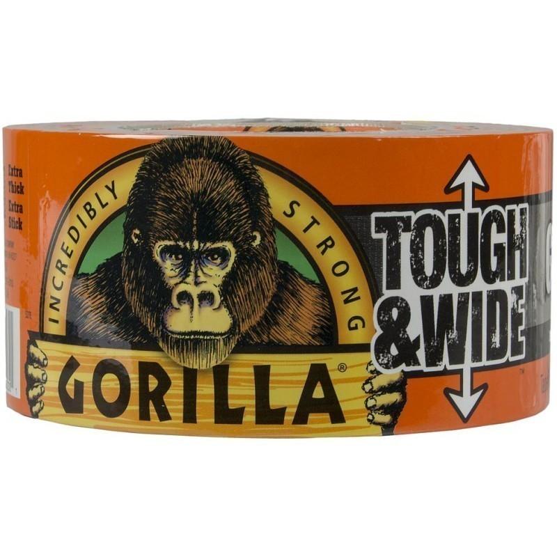 """Клейкая лента Gorilla """"Tough & Wide"""" 27 м"""