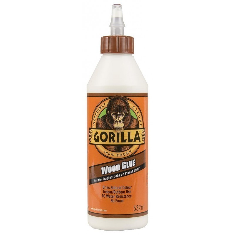 """Gorilla клей """"Wood"""" 532 мл"""