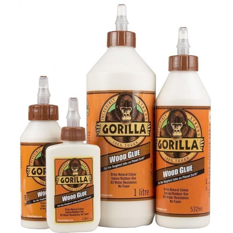 """Gorilla клей """"Wood"""" 1 л"""