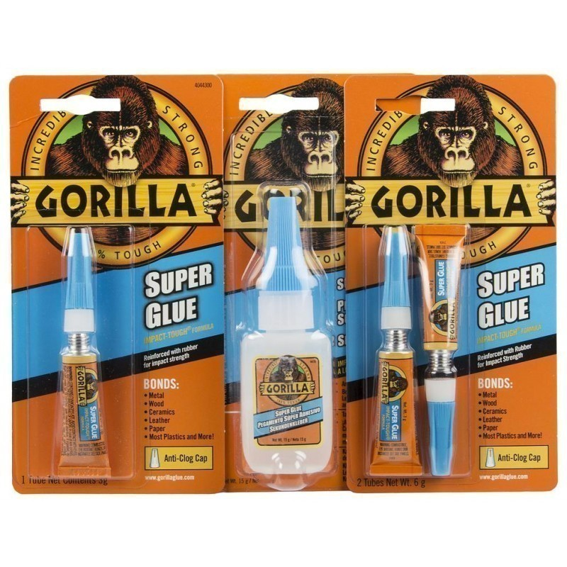 Gorilla Glue Quot Superglue Quot 15g Glues Photopoint