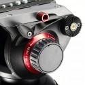 Manfrotto video tripod 546BK + 504HD Pro Video head
