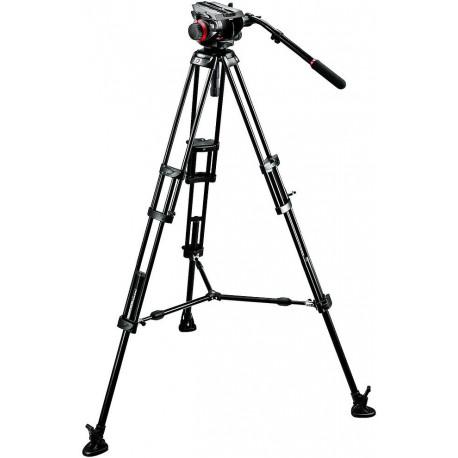 Manfrotto statiivikomplekt 546BK + 504HD Pro Video