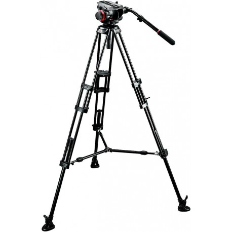 Manfrotto video statīvs 546BK + 504HD Pro Video
