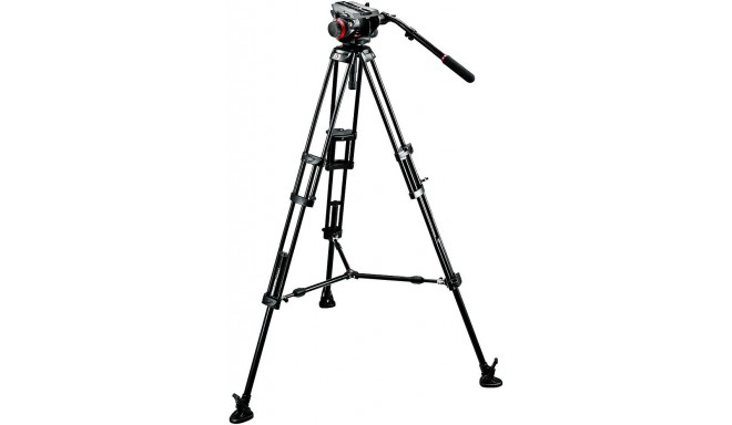 Manfrotto statiivikomplekt 546BK + 504HD Pro Video
