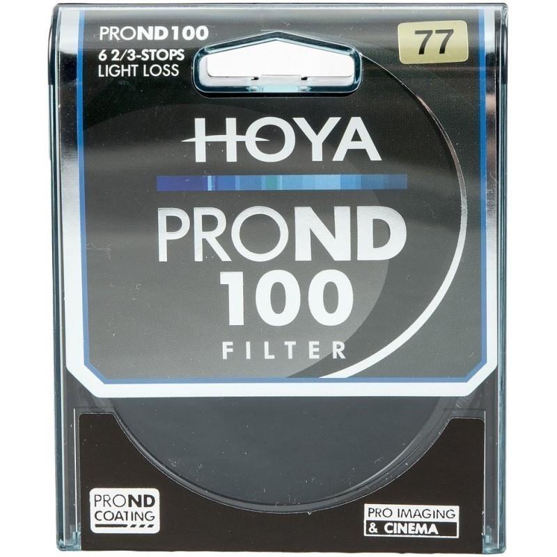 Hoya filter neutraalhall ND100 Pro 77mm
