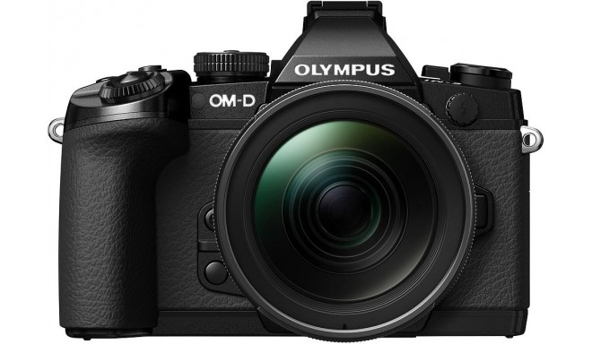 Olympus OM-D E-M1 + ED 12-40мм Kit