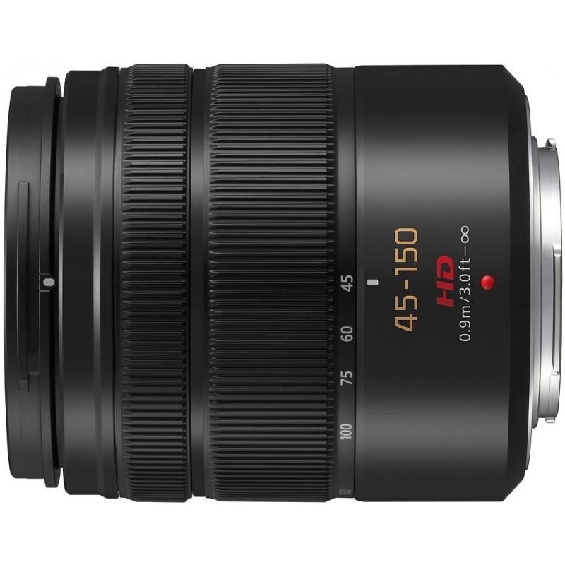 Panasonic Lumix G Vario 45-150mm f/4.0-5.6 ASPH Mega O.I.S. objektiiv