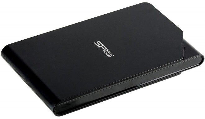 Silicon Power external hard drive Stream S03 1TB, black