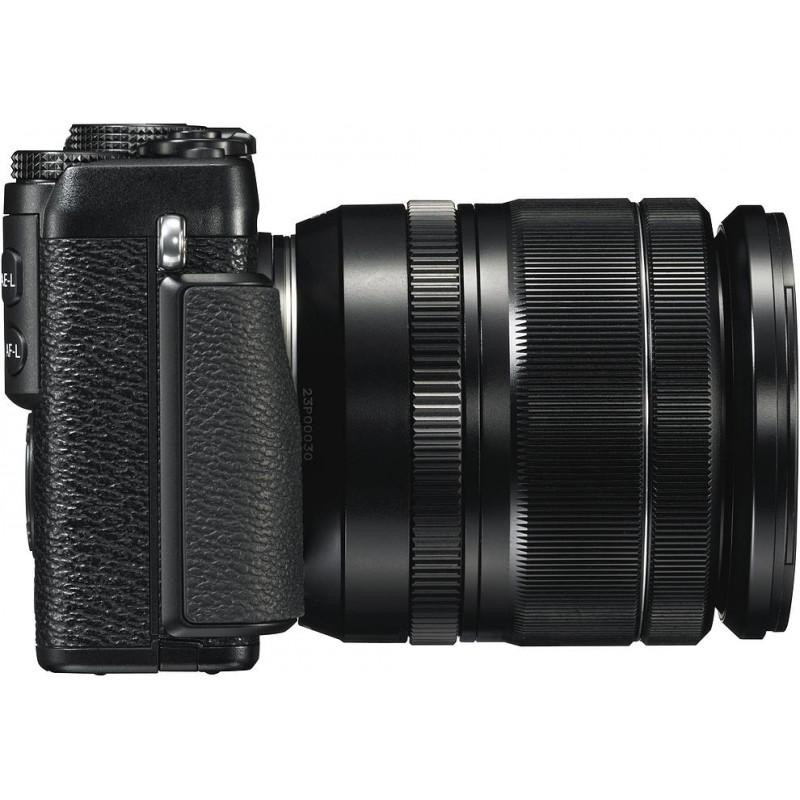Fujifilm X-E2 + 18-55mm, must