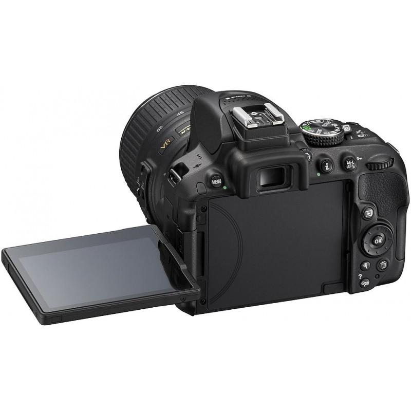 Nikon D5300 + 18-55mm VR Kit, must