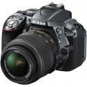 Nikon D5300 + 18-55mm VR Kit, hall