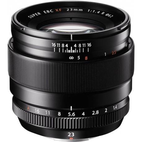Fujinon XF 23mm f/1.4 R objektīvs