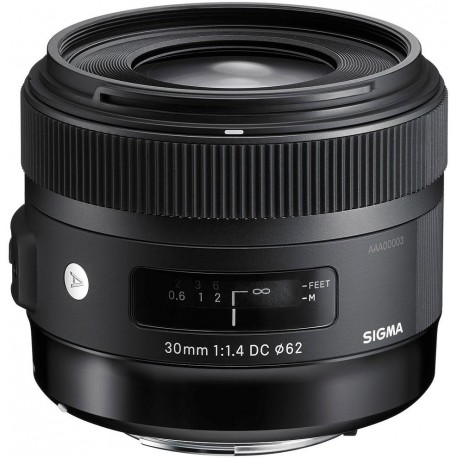 Sigma 30мм f/1.4 DC HSM Art объектив для Canon