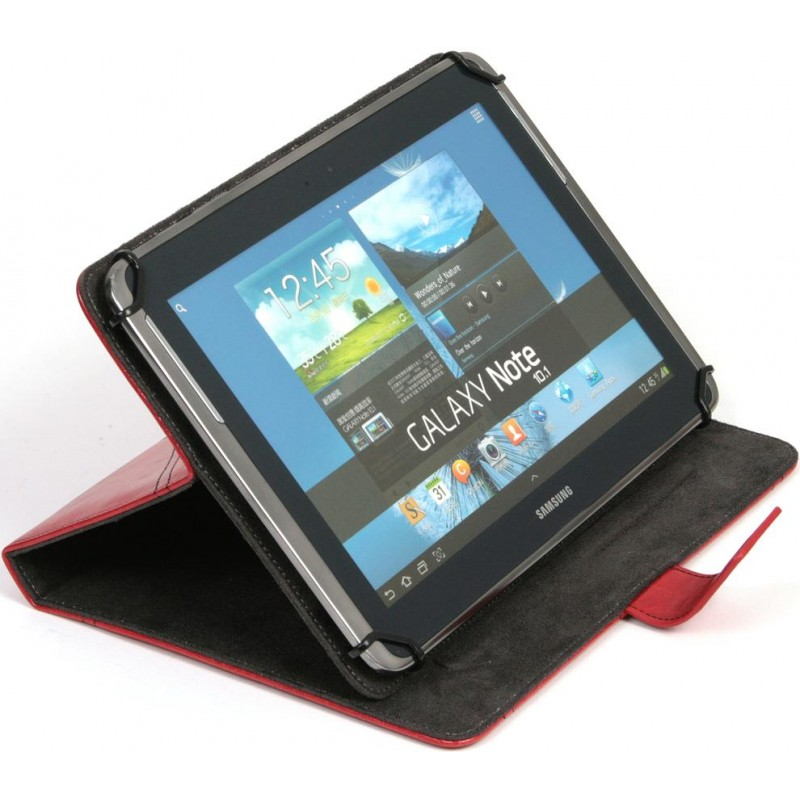 "Platinet tablet case 7""-7.85"" Osaka, red"