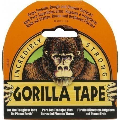 Gorilla клейкая лента 11м, в коробке