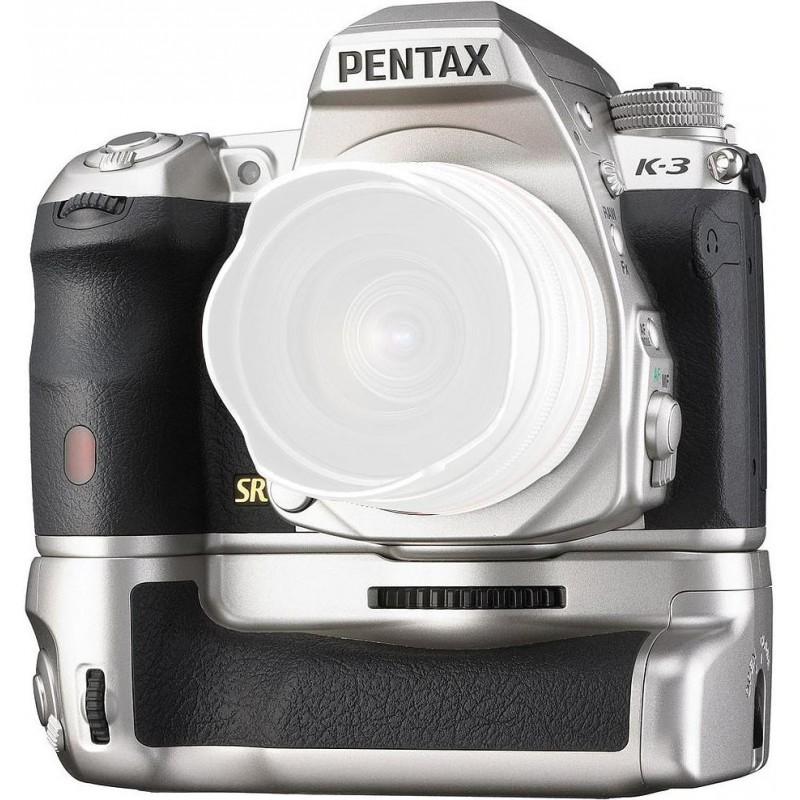 Pentax K-3 Premium Edition серебристый