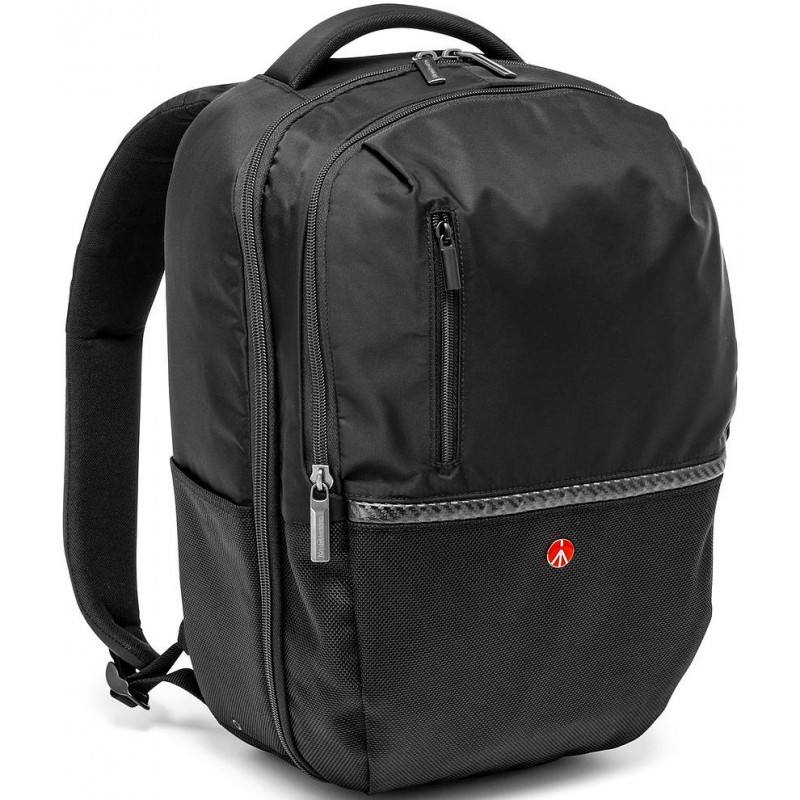 Manfrotto seljakott Advanced Gear Backpack L, must (MB MA-BP-GPL)