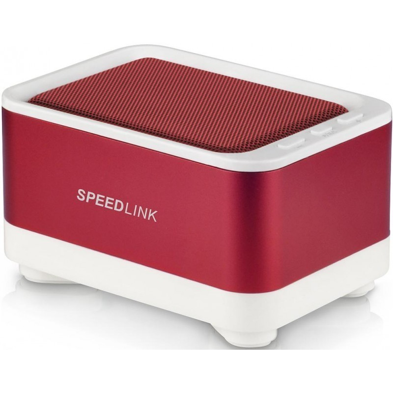 Speedlink колонка Geovis BT SL8905, белый/красный