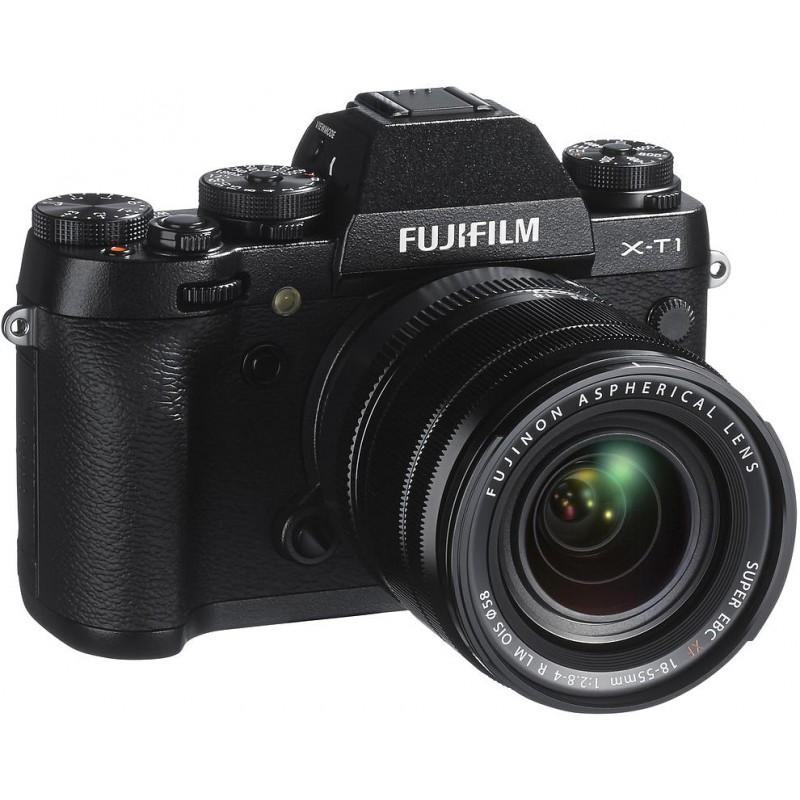 Fujifilm X-T1 + 18-55 мм