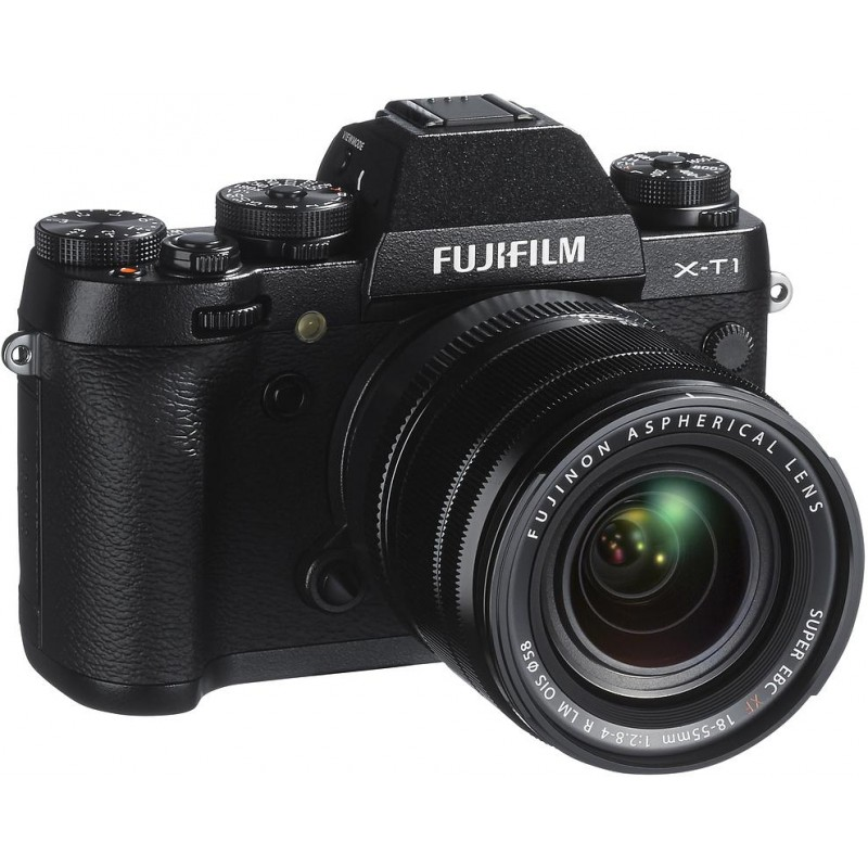 Fujifilm X-T1 + 18-55mm