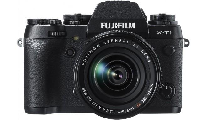 Fujifilm X-T1 + 18-55mm Kit