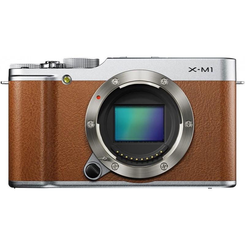 Fujifilm X-M1  kere, pruun