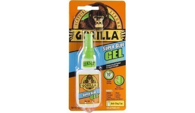 "Gorilla līme ""Superglue Gel"" 15g"