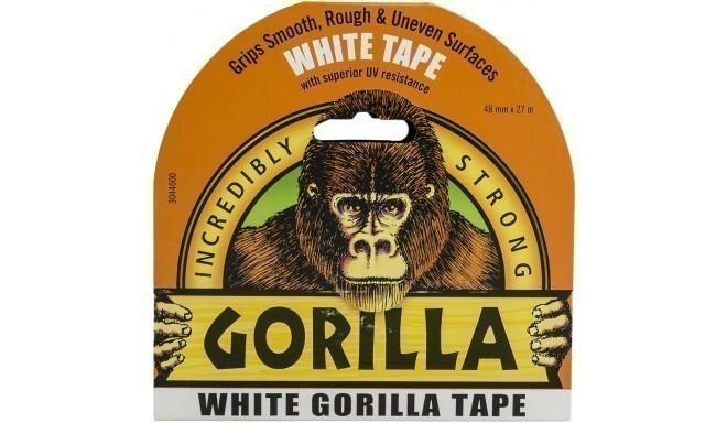 """Gorilla teip """"White"""" 27m"""